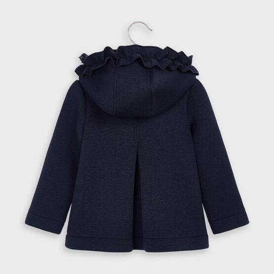 chaqueta felpa