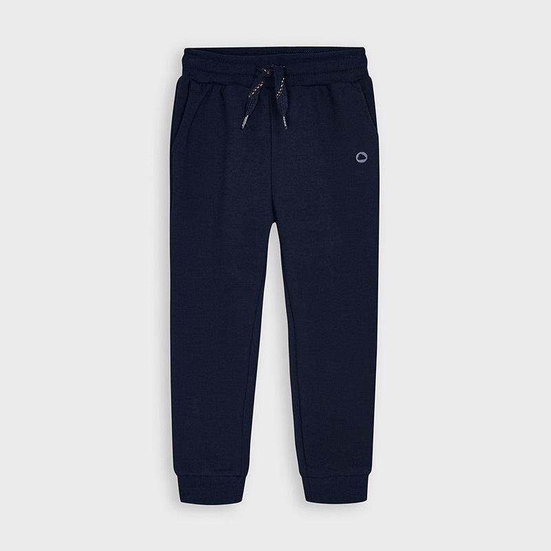 Pantalón felpa básico puños- Mayoral
