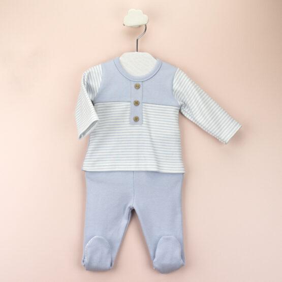 Pijama de rayas- Babidu