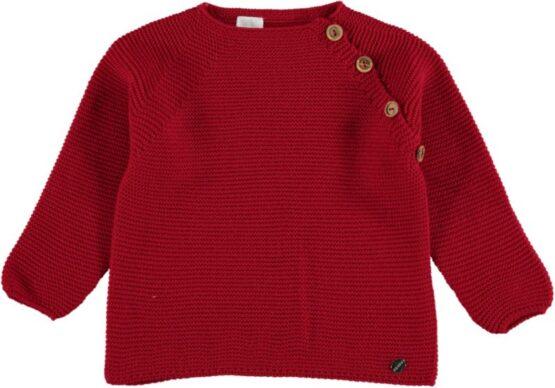 Jersey básico rojo- Juliana