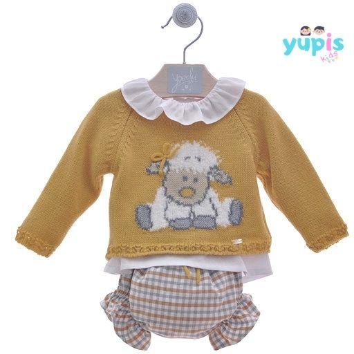 Conjunto Baby 3 Piezas- Yoedu